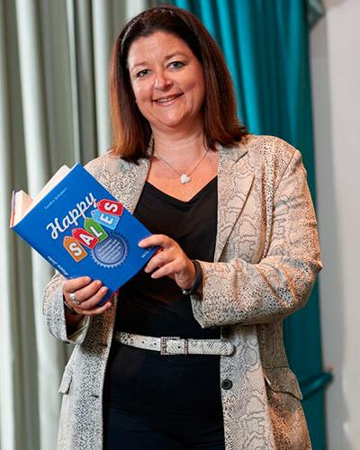 Schubs Vertriebskonzepte - Sandra Schubert - Training, Seminare, Vorträge - Vertriebskonzepte - Happy Sales