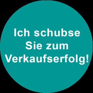 Schubs Vertriebskonzepte - Sandra Schubert - Training, Seminare, Vorträge - ich schubs Sie zum Verkauf