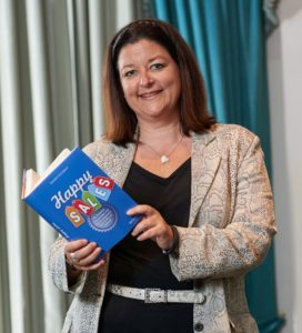 Schubs Vertriebskonzepte - Sandra Schubert - Training, Seminare, Vorträge - mit buch happy sales
