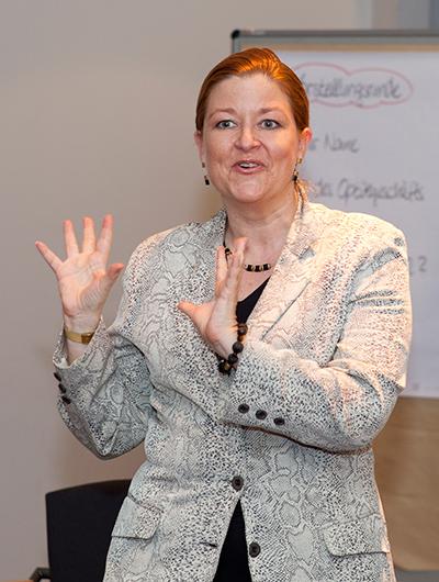 Schubs Vertriebskonzepte - Sandra Schubert - Training, Seminare, Vorträge - Trainerin