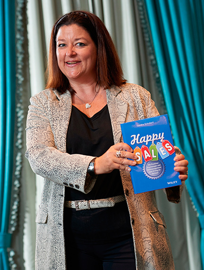 Schubs Vertriebskonzepte - Sandra Schubert - Training, Seminare, Vorträge - Happy Sales - Verkaufen mit Spass