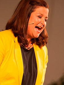 Schubs Vertriebskonzepte - Sandra Schubert - Training, Seminare, Vorträge - von Pessimisten kauft man nicht